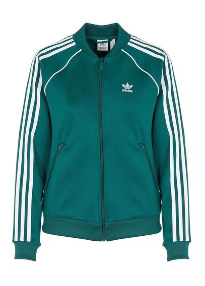 Royaume-Uni disponibilité b15ca a5051 Adidas Veste Femme Veste Verte Verte Adidas Veste Veste ...